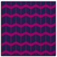 rug #1013401 | square blue gradient rug