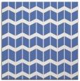 rug #1013413 | square blue gradient rug