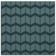 rug #1013441 | square blue-green gradient rug