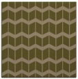 rug #1013481 | square mid-brown gradient rug