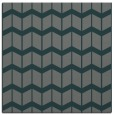 rug #1013497 | square blue-green gradient rug