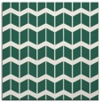 rug #1013501 | square blue-green gradient rug