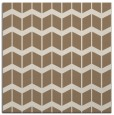 rug #1013517 | square mid-brown gradient rug