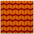rug #1013565 | square red-orange gradient rug