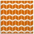 rug #1013569 | square orange gradient rug