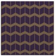 rug #1013605 | square mid-brown gradient rug