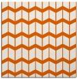 rug #1013641 | square red-orange gradient rug