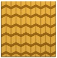 rug #1013689 | square light-orange gradient rug