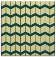 rug #1013693 | square blue-green gradient rug