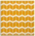 rug #1013713 | square light-orange gradient rug