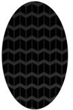 rug #1014016 | oval gradient rug