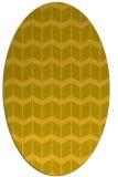 rug #1014043 | oval gradient rug