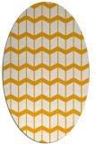 rug #1014078 | oval gradient rug