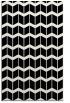 rug #1014097 |  black gradient rug