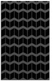 rug #1014101 |  black gradient rug