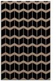 rug #1014105 |  beige gradient rug