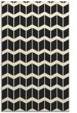 rug #1014117 |  black gradient rug