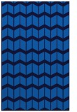 rug #1014125 |  blue gradient rug