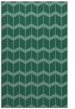 rug #1014149 |  blue-green gradient rug
