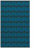 rug #1014161 |  blue-green gradient rug