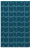 rug #1014165 |  blue-green gradient rug