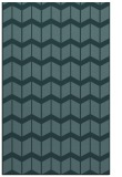 rug #1014169 |  blue-green gradient rug