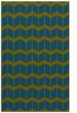 rug #1014173 |  green gradient rug