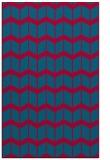 rug #1014217 |  blue-green gradient rug