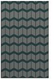 rug #1014225 |  green gradient rug