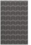 rug #1014241 |  brown gradient rug