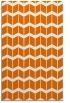 rug #1014297 |  orange gradient rug