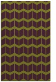 rug #1014329 |  purple gradient rug