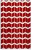 rug #1014341 |  red gradient rug