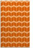 rug #1014361 |  red-orange gradient rug