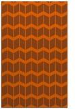rug #1014365 |  red-orange gradient rug