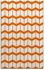 rug #1014369 |  red-orange gradient rug