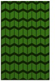 rug #1014373 |  light-green gradient rug