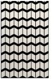 rug #1014377 |  white gradient rug