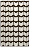 rug #1014389 |  brown gradient rug