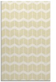 rug #1014409 |  yellow gradient rug