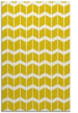 rug #1014413 |  yellow gradient rug