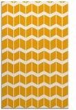 rug #1014441 |  light-orange gradient rug