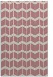 rug #1014445 |  pink gradient rug