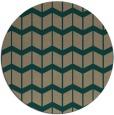 rug #1014576 | round gradient rug