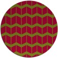 rug #1014584 | round gradient rug