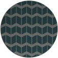 rug #1014590 | round gradient rug