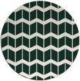 rug #1014595 | round gradient rug