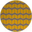 rug #1014623 | round gradient rug