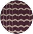 rug #1014626 | round gradient rug