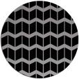 rug #1014630 | round gradient rug